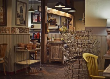 Interieur des Restaurants 3