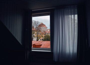 Výhled na hrad 2